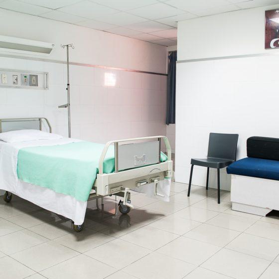 Solutions coupe-feu adaptées aux hôpitaux