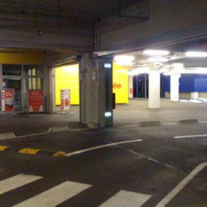 Rideaux Souples FIBERSHEILD E60 – Parking IKEA – Tourville – 2009