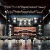 Rideaux de scène monumentaux CF2H00 (EI120) – Opéra Bastille à Paris
