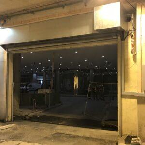 Rideau T120W HCM – Contre-allée Coupole – La Défense (2)
